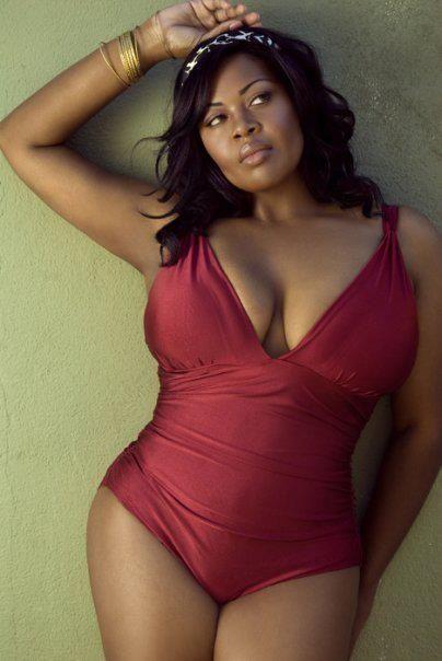 lingerie Sexy ebony bbw