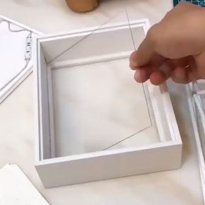 3D Paper Carving Night Lights - Paper Carving Night Lights #lightbedroom