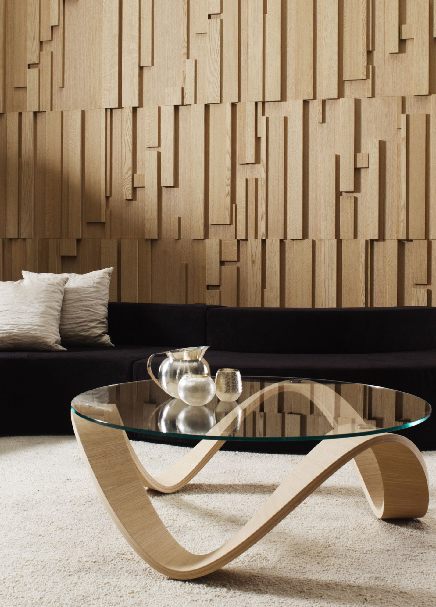 MODULAR wall paneling design Ferruccio Laviani