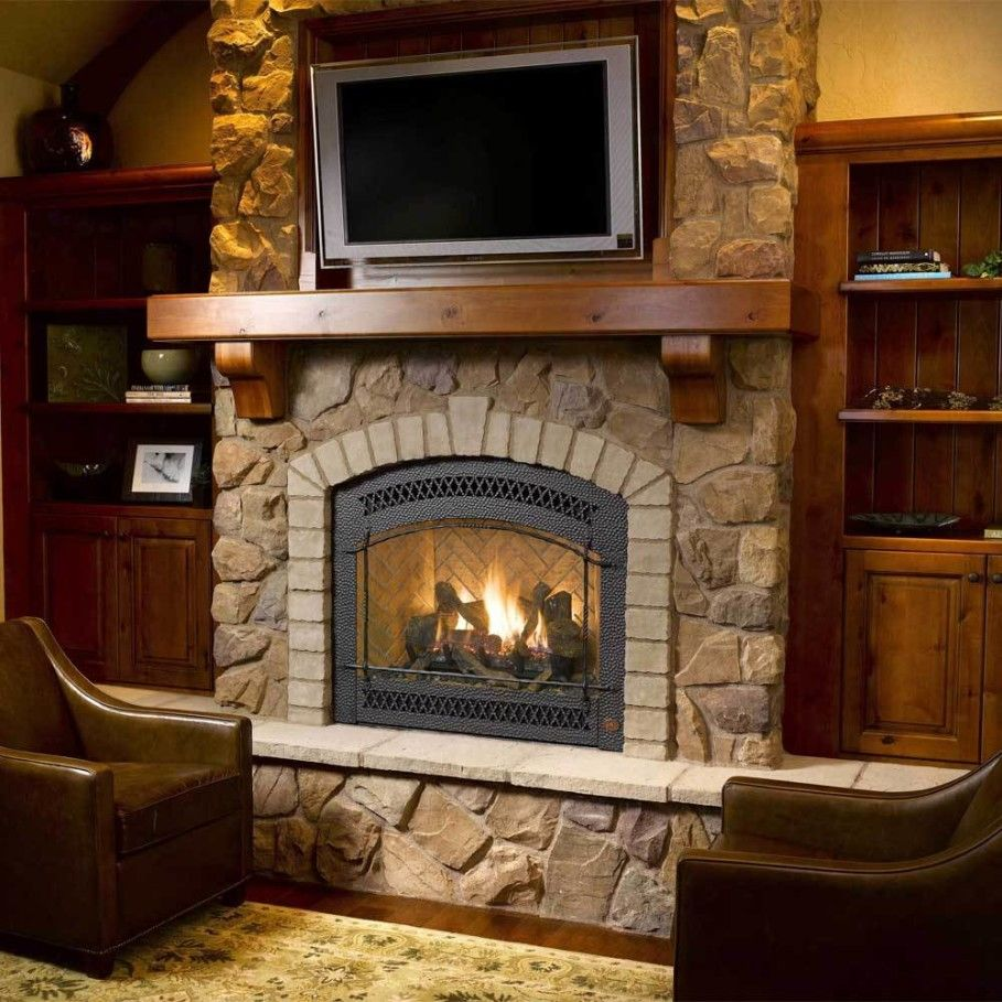 Homestoreky.com ... | 2015 kitchen | Pinterest | Direct vent gas fireplace