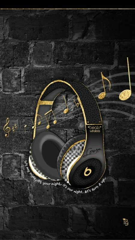 Headphones Music Wallpaper Music Wall Music Images