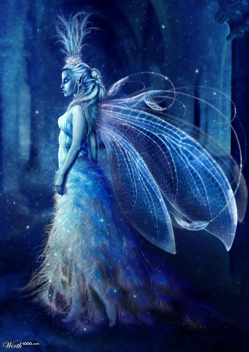 The Search For The Blue Fairy - YouTube