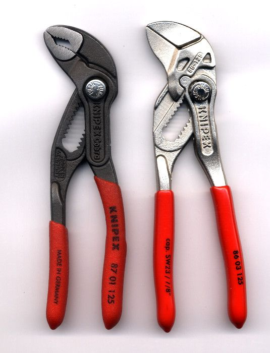 Knipex Plier Wrench Car Tools Milwaukee Tools Tools