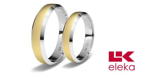 Amen, sí sin tilde. Oro blanco y amarillo de 18K http://ow.ly/RGwsv#alianzas, #anillosdeboda, #boda, #novias.
