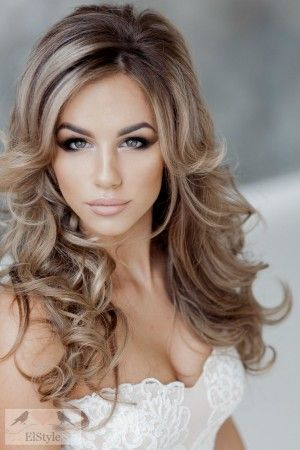 Wedding Hair And Makeup For Brides Near Me Hair Styles Front Hair Styles Bride Hairstyles
