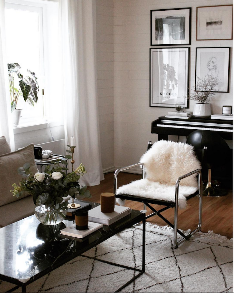 my scandinavian home snapshots from a cosy home in sm gen sweden rh pinterest com