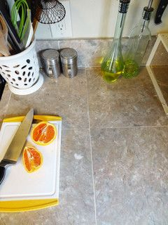 How to clean colored grout! Bleach isn\'t the best way to do it. Get ...