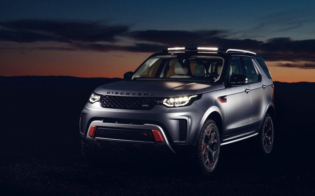 2018 land rover discovery svx suv car 4k wallpaper cars rh pinterest com