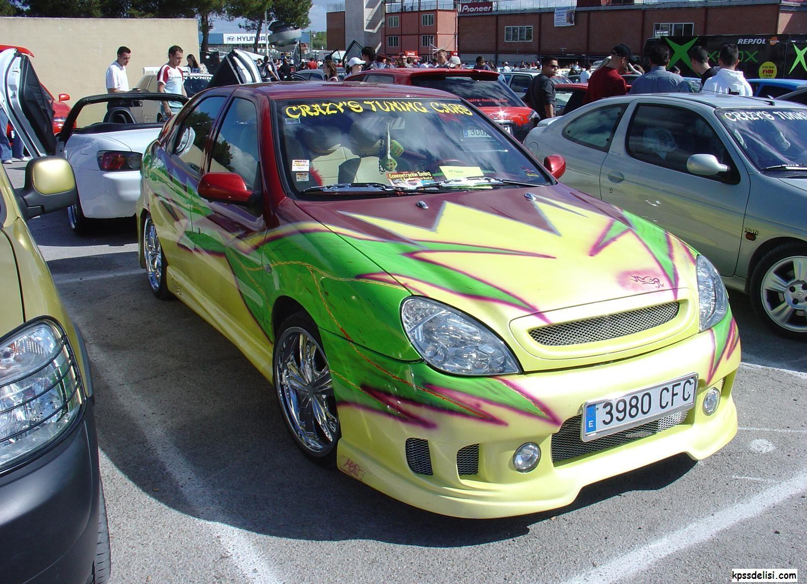 Modifiyeli Araba Resimleri Araba Modifiye Arabalar Spor Arabalar