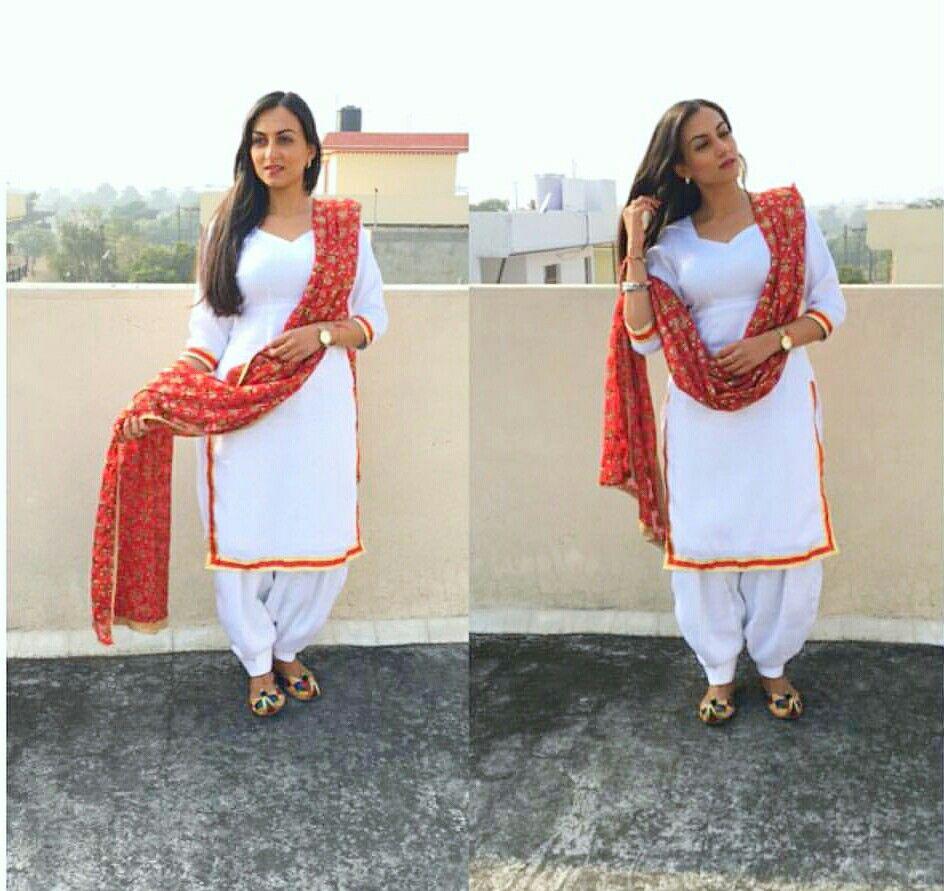 Punjabi Suit - Punjaban Instagram : 00heer | punjabi