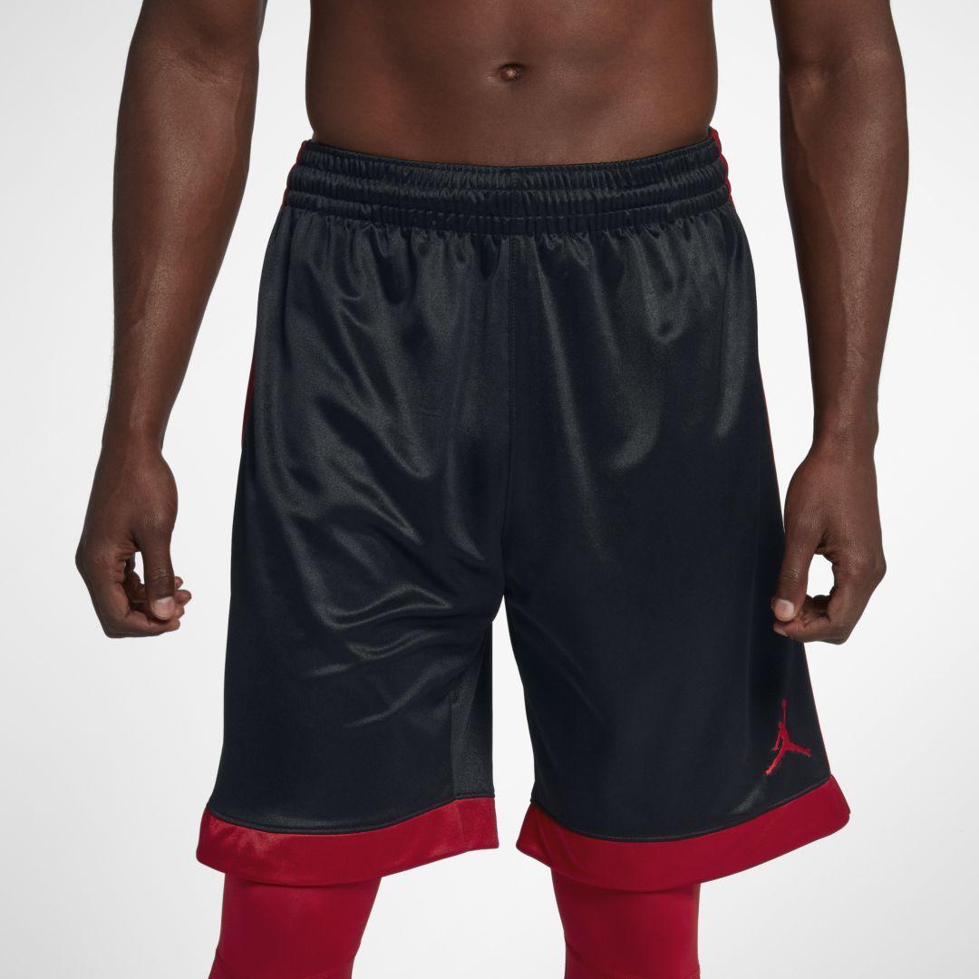 4495df6ea038e3 Jordan Shimmer Men s Basketball Shorts Size 2XL (Black)