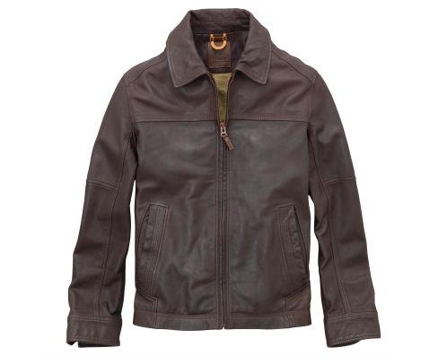 Encogerse de hombros proposición legación  Men's Stratham Leather Bomber - Timberland | Leather bomber jacket, Leather  bomber, Timberland jacket
