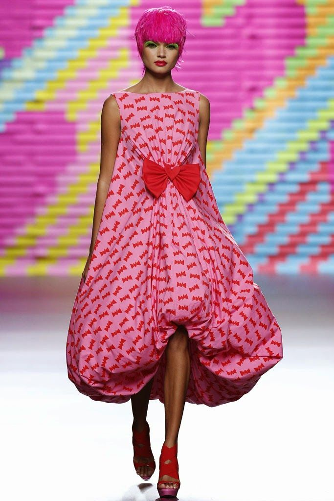 Más vestidos para ti: Mercedes Benz: Madrid Fashion Week, Agatha ...