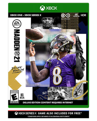 New Games Madden Nfl 21 Pc Ps4 Ps5 Xbox One Xbox Series X Madden Nfl Xbox One Nfl