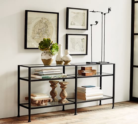 Tanner Long Console Table Long Console Console Table Decorating Tuscan Decorating