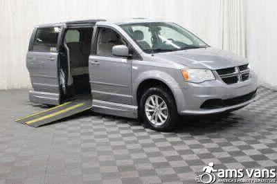 used 2013 dodge grand caravan sxt wc vans pinterest vans rh pinterest com
