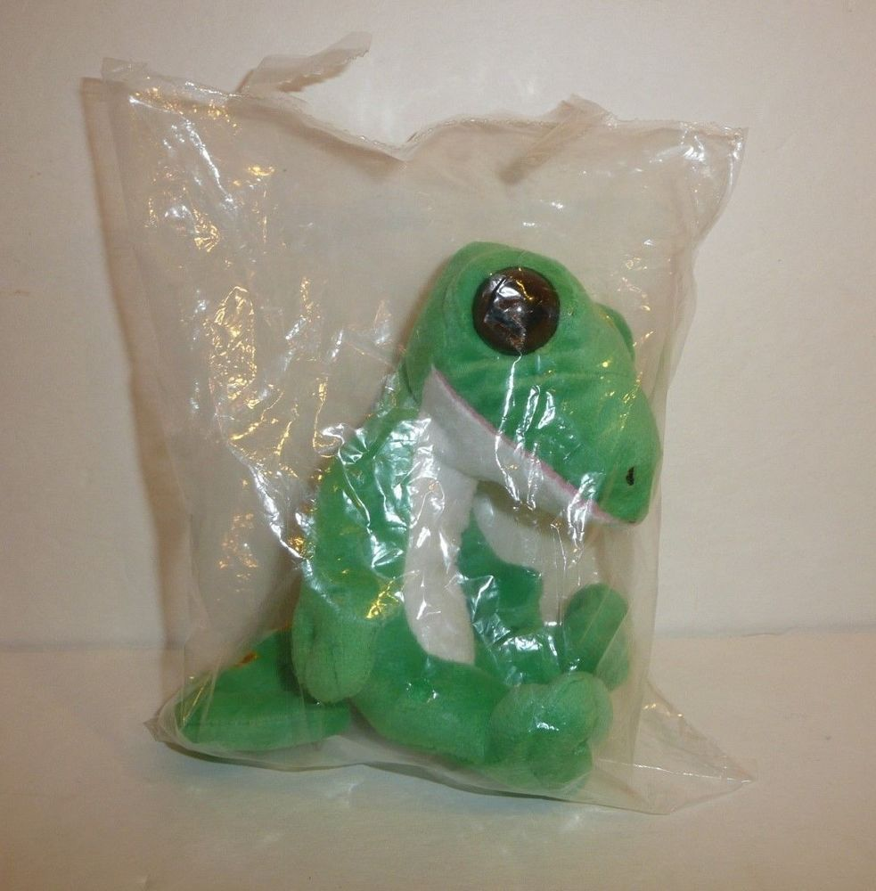 geico gecko plush lizard toy mascot from the tv commercials geico