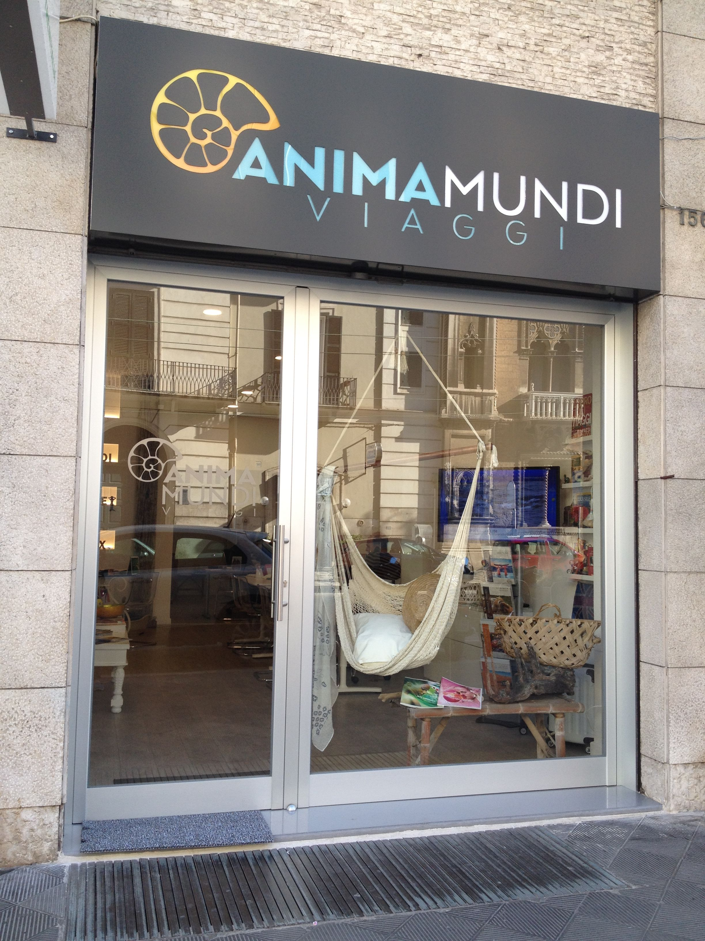What a lovely travel agency Anima