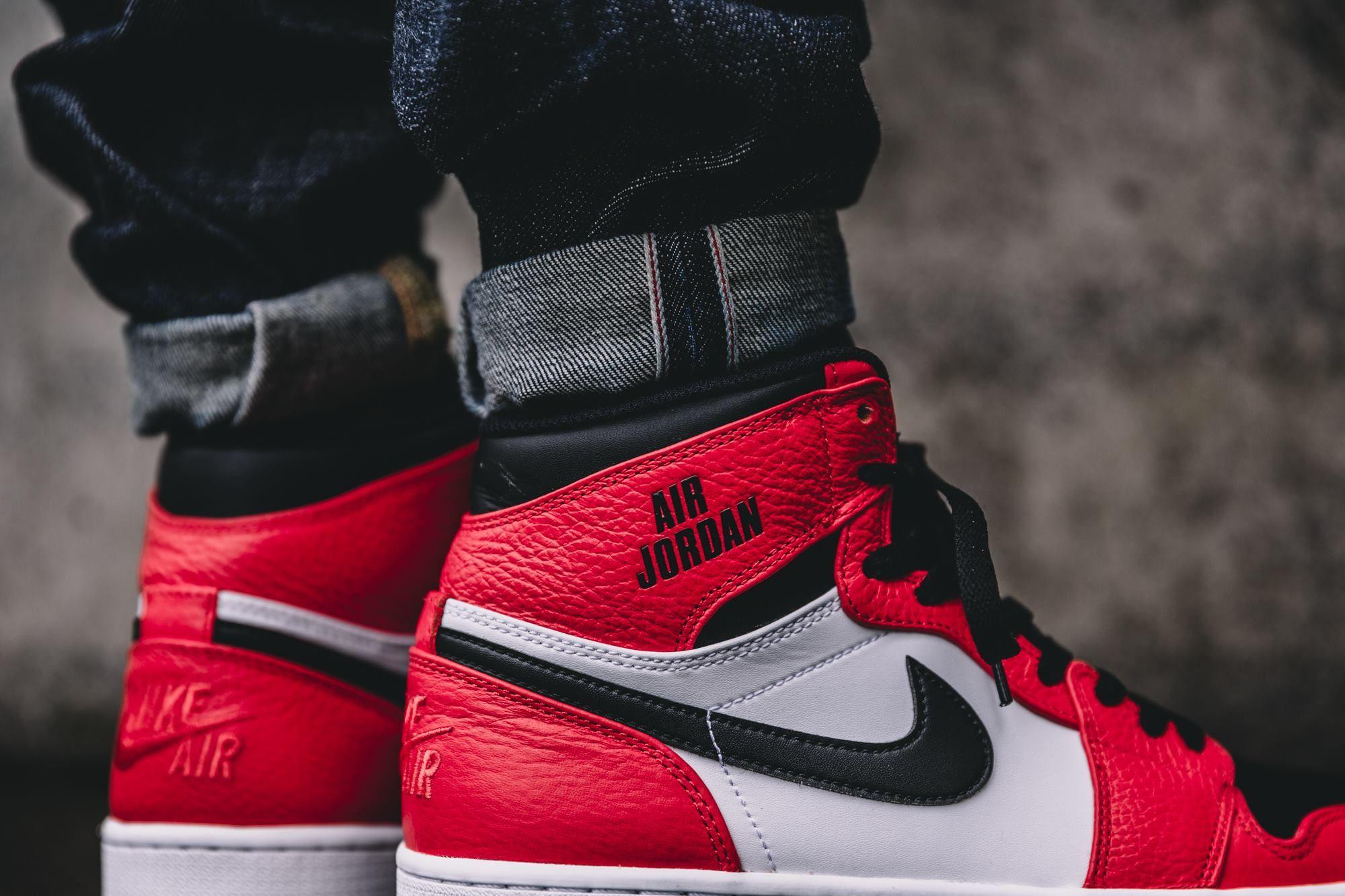 Air Jordan 1 Retro High – Rare Air 'Max