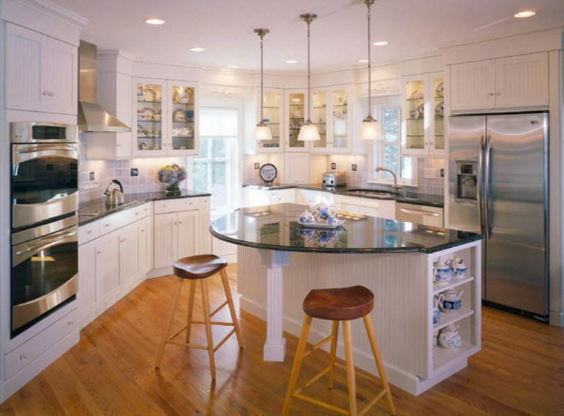 Determine the Right Appliance Layout for Your #Kitchen>http://www ...