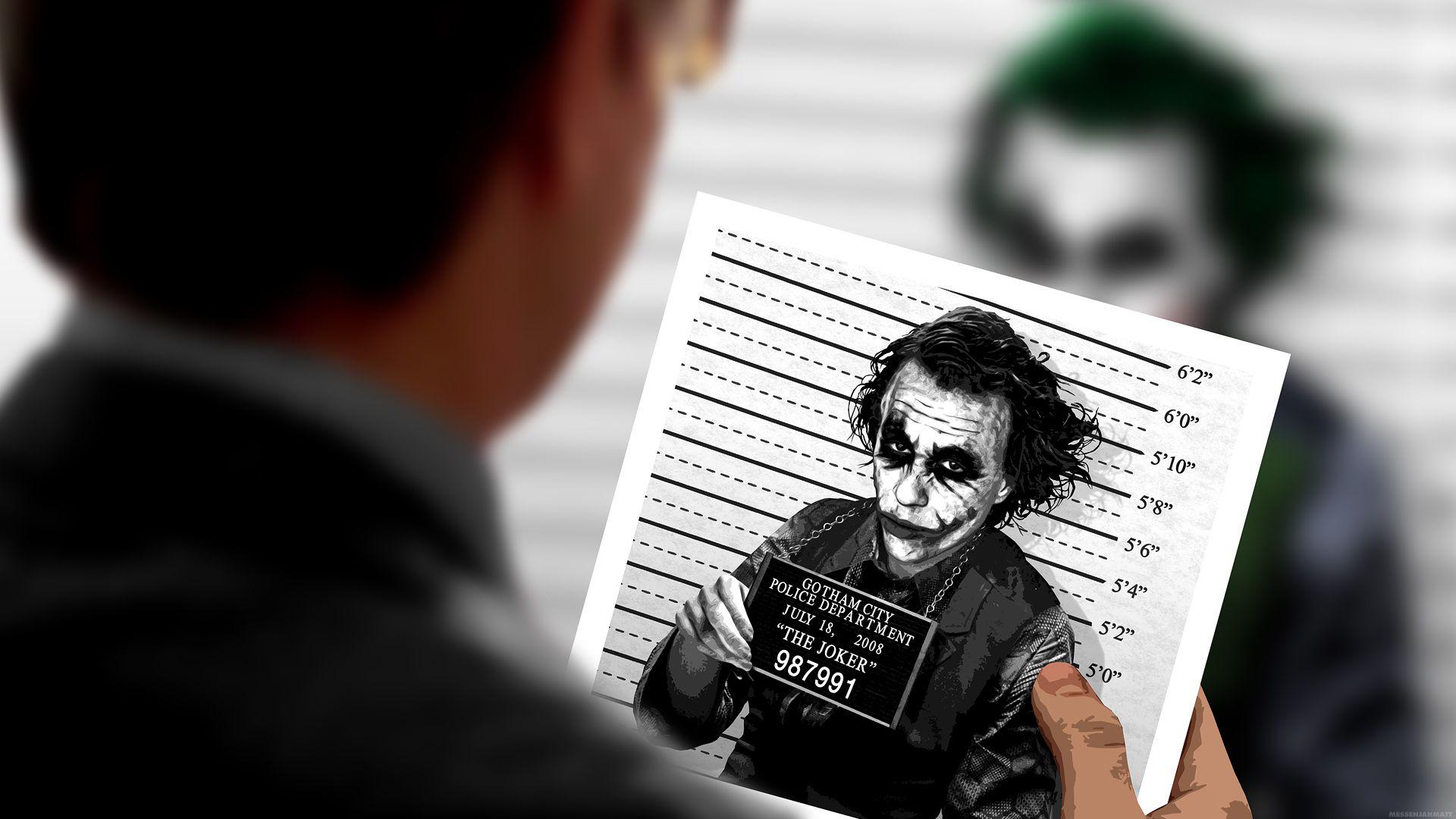 Group of Joker Wallpaper Page