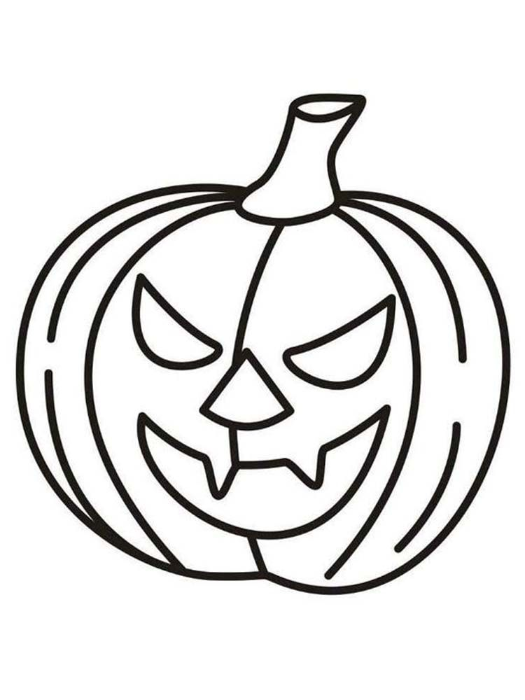 Jack O Lantern Coloring Page Free Halloween Celebrations That Are Now Nothing More Than A Cost Halloween Jack O Lanterns Coloring Pages Pumpkin Coloring Pages