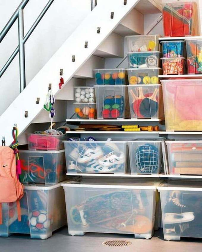 Basement Storage Ideas For Any Houses
