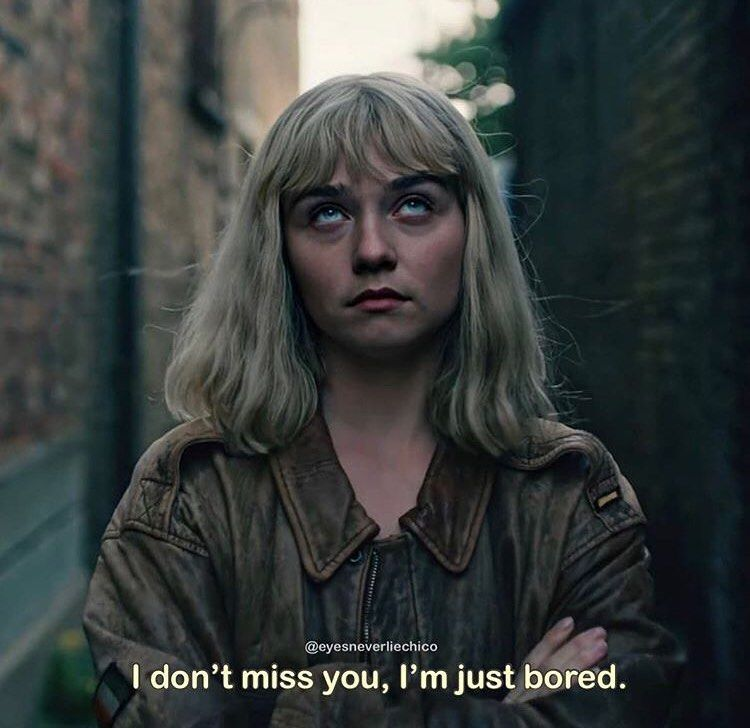 Untitled World Icon Jessica Barden End Of The World