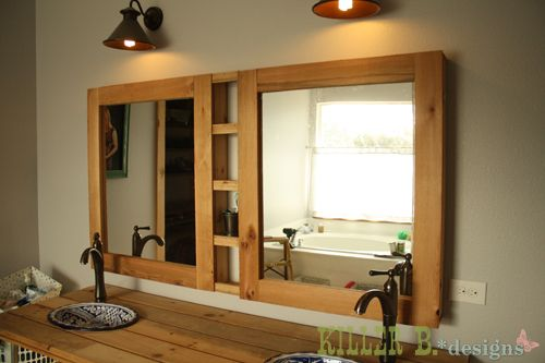 Double Medicine Cabinet A How To Build Your Own Cabinet With