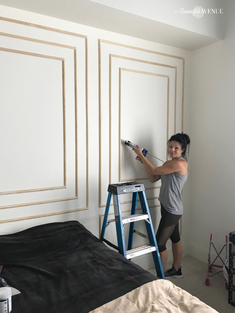 how to install modern wall molding modern wall paneling on wall trim id=79552