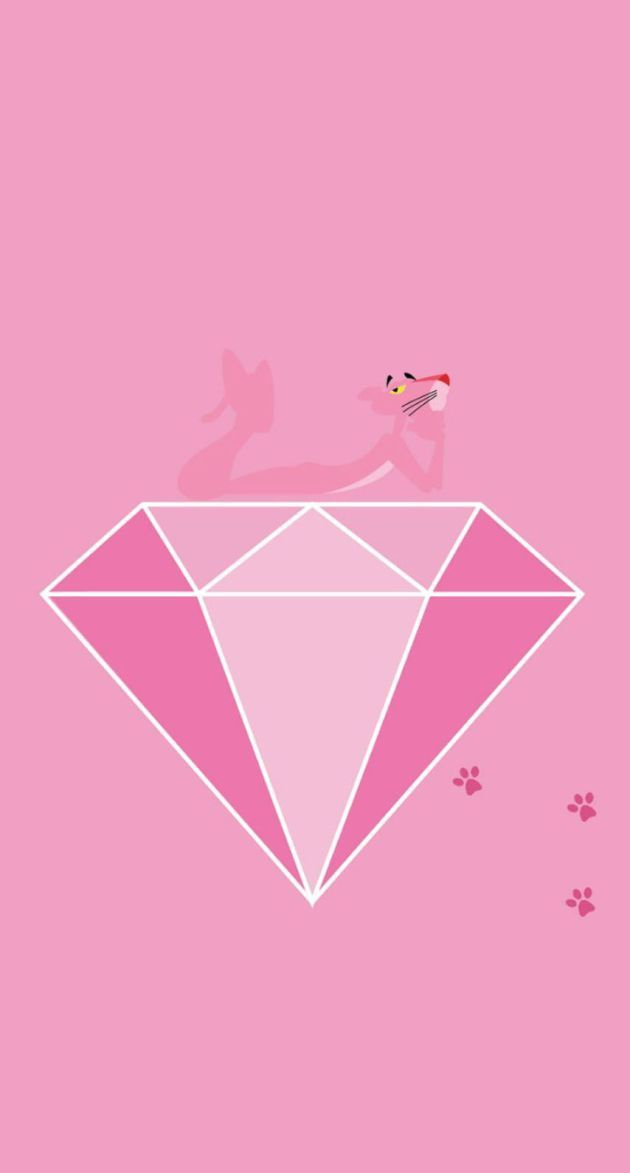IPhone Wallpaper Backgrounds IPhone6 6S And Plus Pink Panther