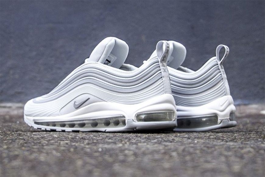 air max 97 pure platinum Weiß