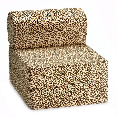 Comfy Kids Inc Comfy Kids Flip Chair Brown Tan Chair Comfy