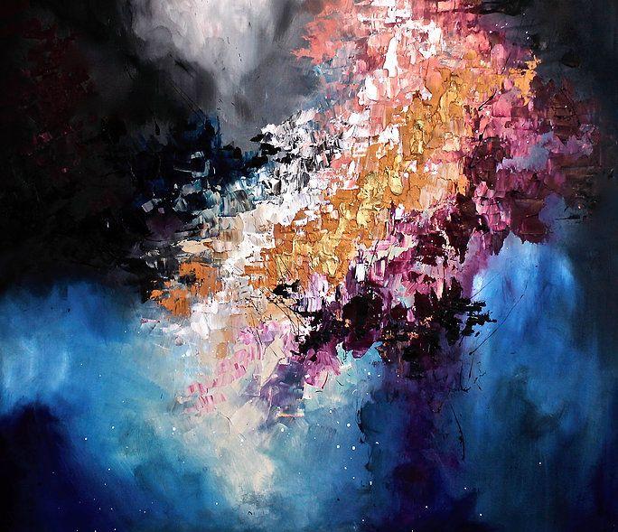 Melissa S McCracken   Synesthetic Artist   2016