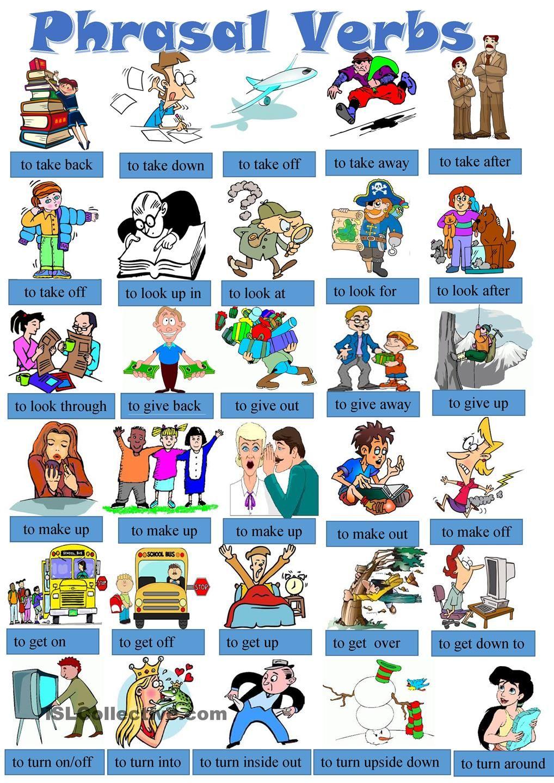 phrasal verbs list english spanish pdf