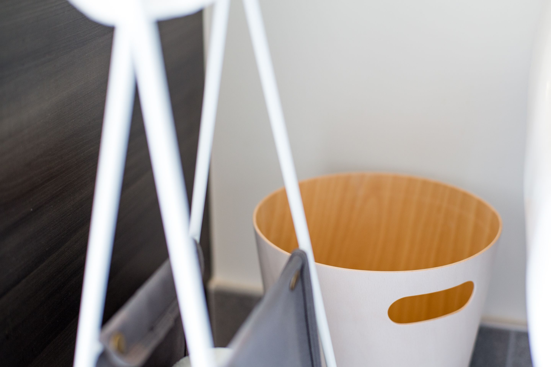 A modern solution for storing toilet paper umbra slinger toilet