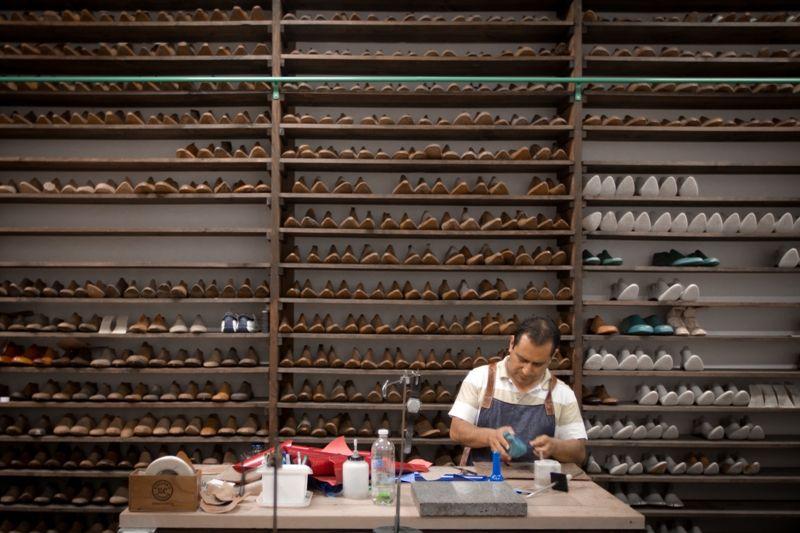 Don Ville Shoes, Los Angeles | Custom