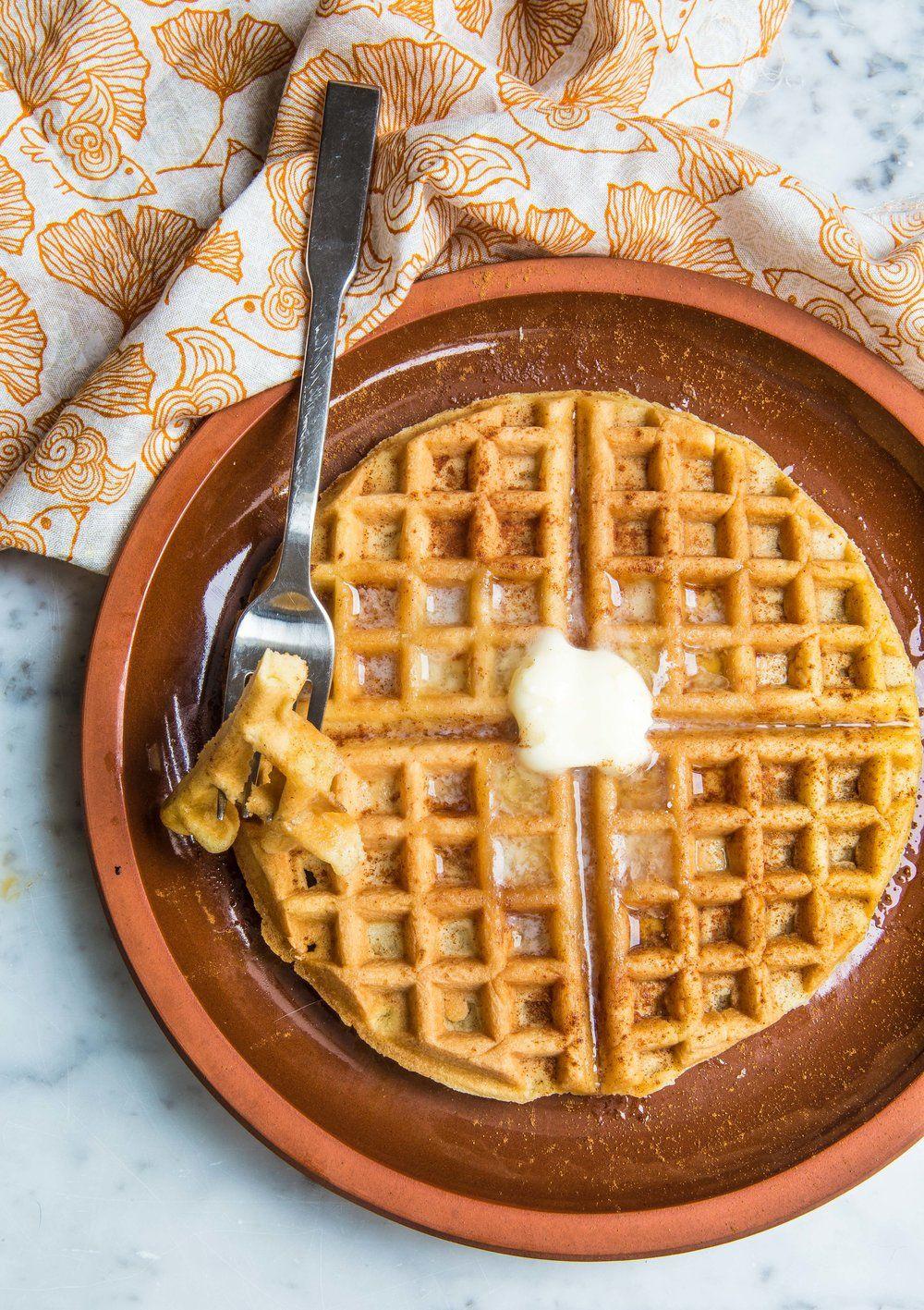 Dairy free fluffy keto pancakes or waffles coconutgrain