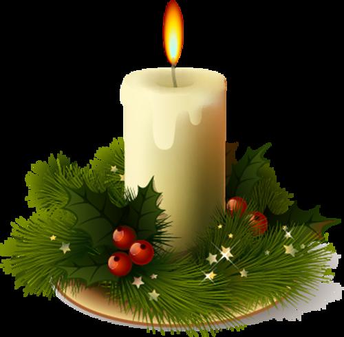 Рождественская свеча картинки нарисованные, рисунки