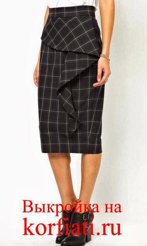 yo elijo coser: 2 modelos de falda modificando un patrón base
