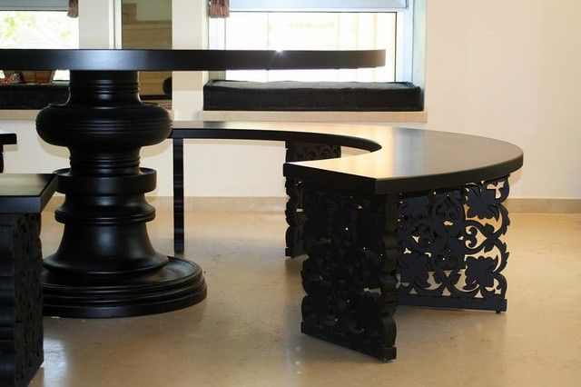 Modo Design Black Table2 Modern Dining Tables Tel Aviv Atpocthp