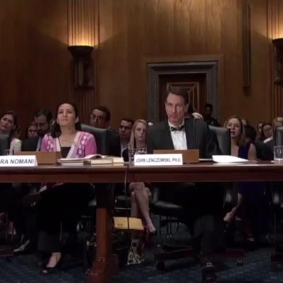 Female Democratic Senators Ask Only Males Questions at Islam Hearing, Ignore Women Activists