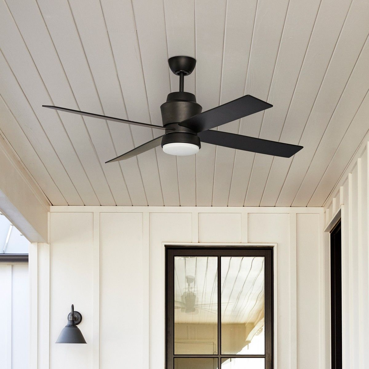 Prologue Outdoor Ceiling Fan Contemporary Ceiling Fans Ceiling