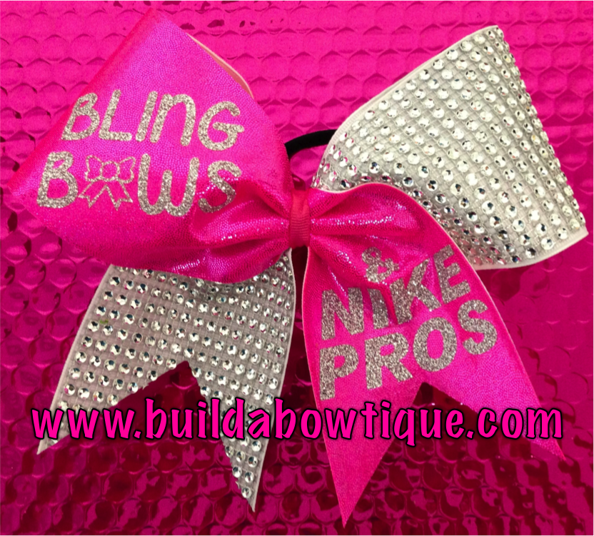 579613bde2 This bow says it all for Katie Beth