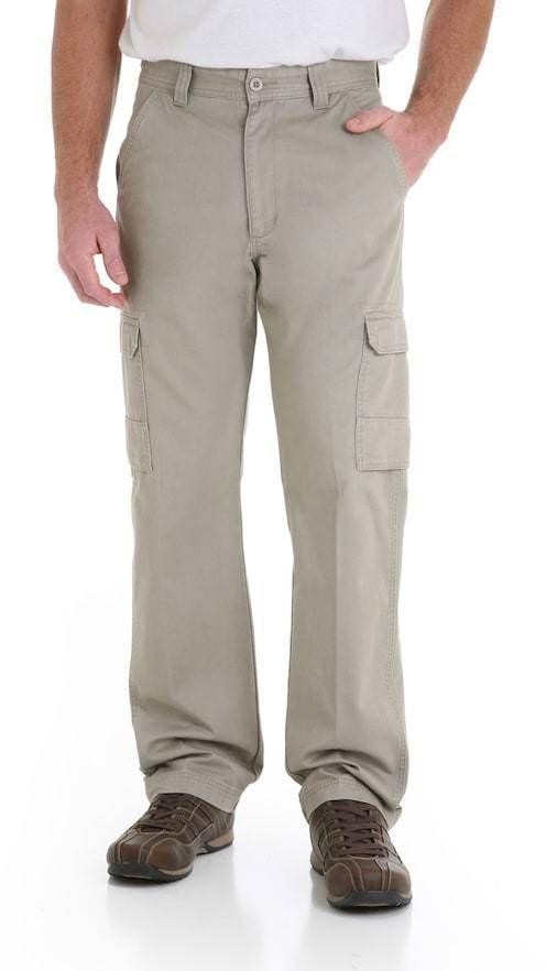 c0027199 Wrangler Men's Twill Cargo Pants | Products | Pants, Cargo pants men ...