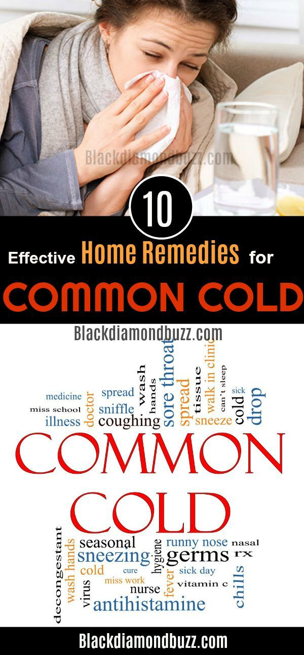 How to get rid common cold remedies common cold remedies
