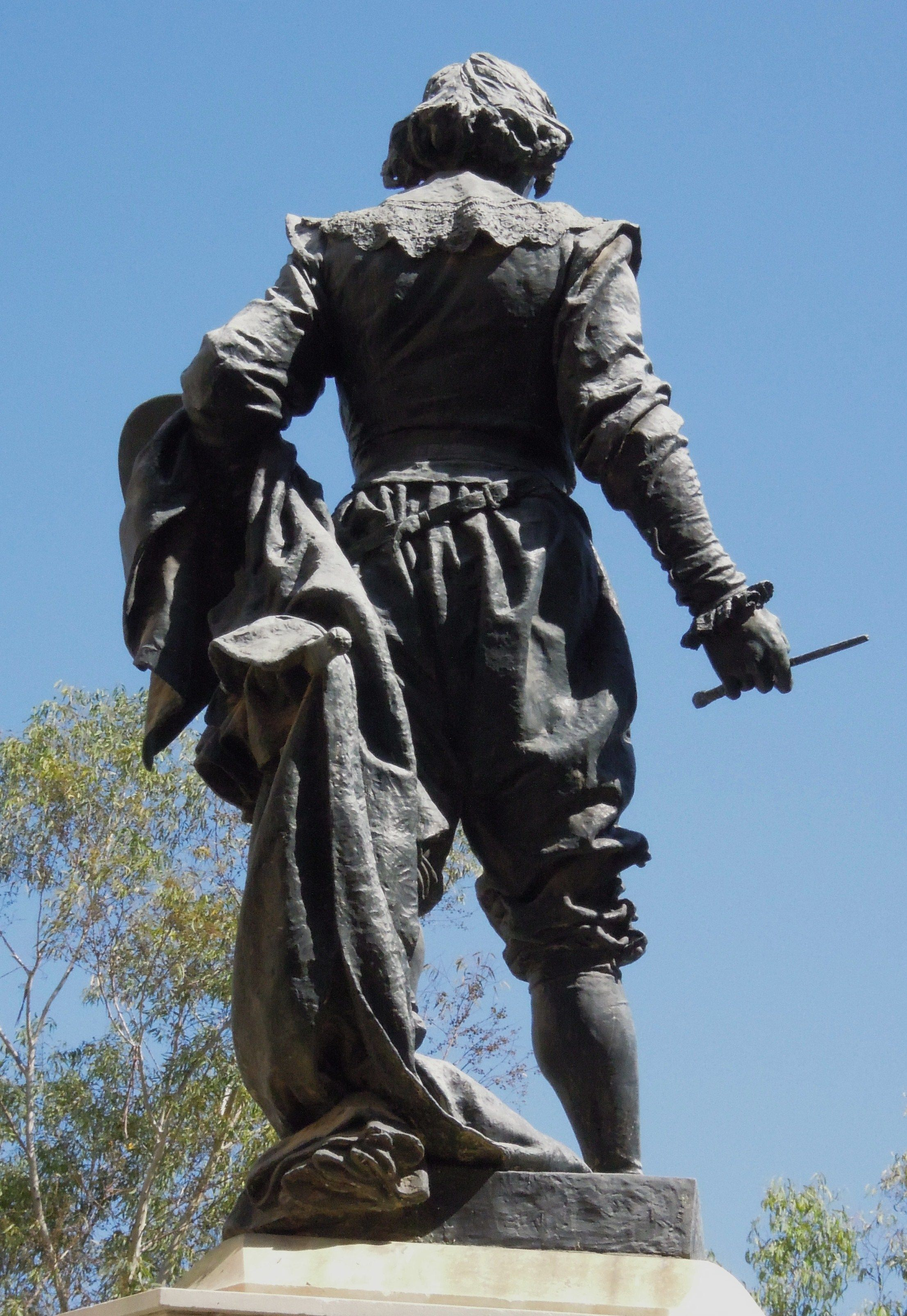 Monumento al pintor José de Ribera, Valencia | sculpture | Pinterest ...