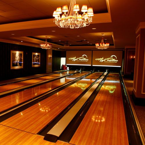 Luxury Man Cave Game Room Bar With Images: Home Bowling Alley, Home, Man Cave Home Bar
