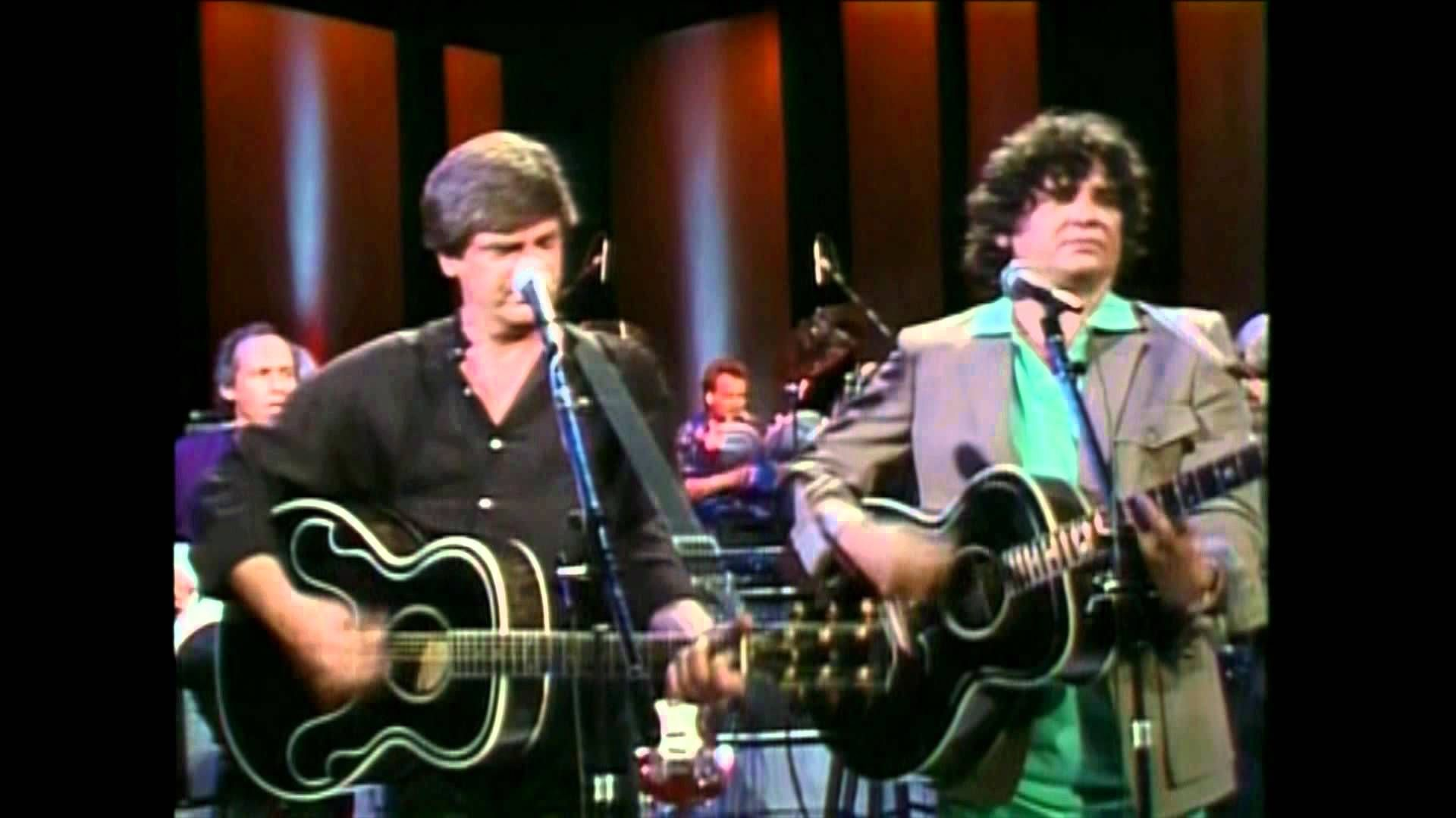 why worry  1986  the everly brothers  mark knopfler  chet
