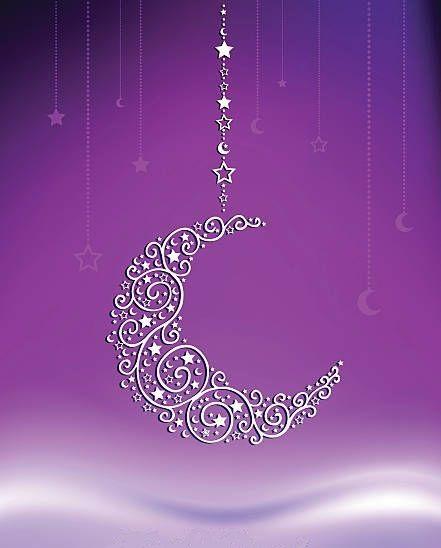 Desertrose رمضان كريم Moon Art Beautiful Moon Good Night Moon